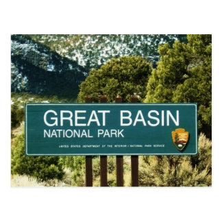 Great Basin National Park Postcard