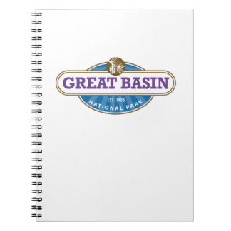 Great Basin National Park Spiral Notebook