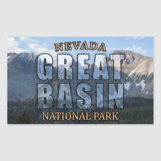 Great Basin National Park Sticker