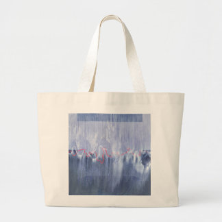 Great Bear and Pleaides Large Tote Bag