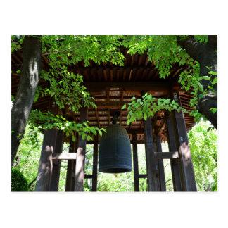 Great Bell, Zojoji Temple, Tokyo Postcard