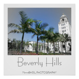 Great Beverly Hills Poster! Poster