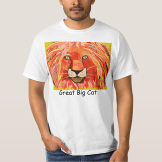 Great Big Cat T-Shirt