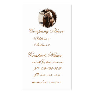 Great Bison Business Card