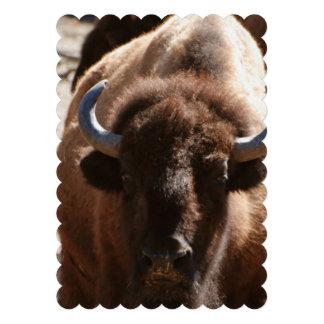 Great Bison Personalized Invite