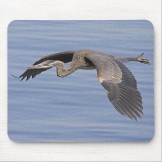Great Blue Heron 2 Mousepad