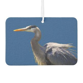 Great Blue Heron Air Freshener