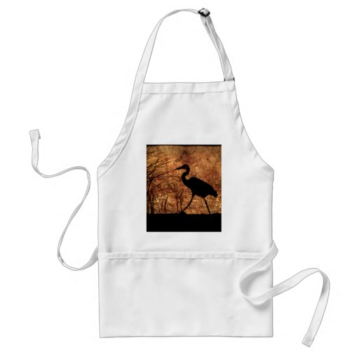 Great Blue Heron Aprons
