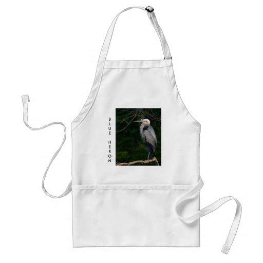 Great Blue Heron Aprons