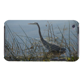 Great Blue Heron at Viera Wetlands Barely There iPod Cover