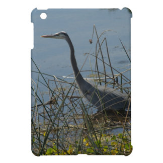 Great Blue Heron at Viera Wetlands iPad Mini Covers