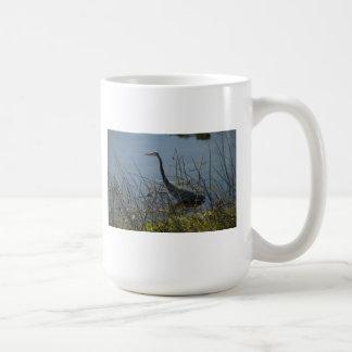 Great Blue Heron at Viera Wetlands Mug