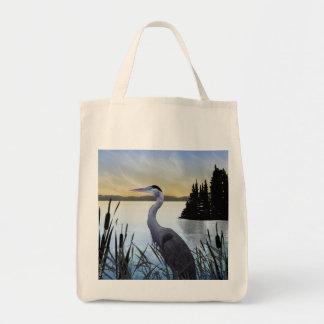 Great Blue Heron Bag