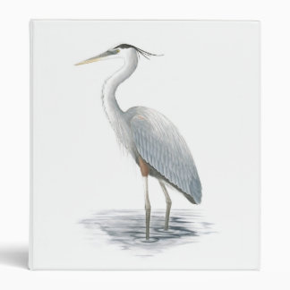 Great Blue Heron Binder