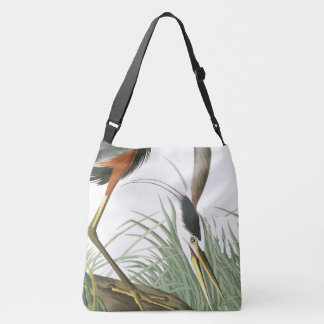 Great Blue Heron Bird Audubon Wildlife Tote Bag