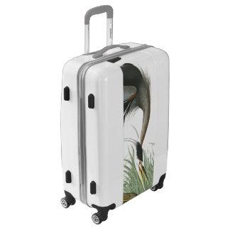 Great Blue Heron Bird Wildlife Animal Luggage