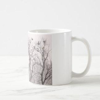 Great Blue Heron Colonies Coffee Mug