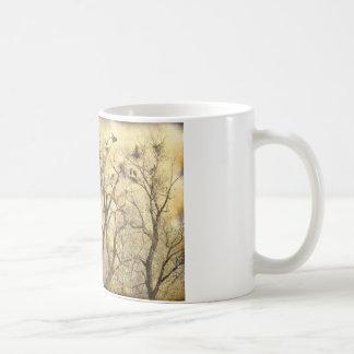 Great Blue Heron Colonies Fine Art Coffee Mug
