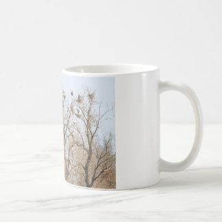 Great_Blue_Heron_Colony.jpg Coffee Mug