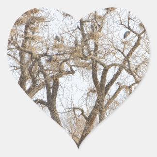 Great_Blue_Heron_Colony.jpg Heart Sticker