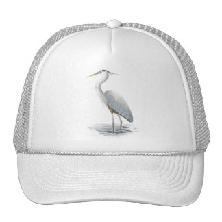 Great Blue Heron Hat