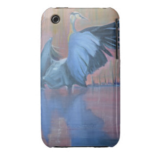Great Blue Heron iPhone 3 Case