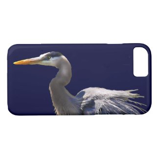 Great Blue Heron iPhone 7 Case