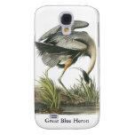 Great Blue Heron, John Audubon Galaxy S4 Cover