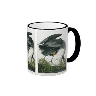 Great Blue Heron, John James Audubon Ringer Mug