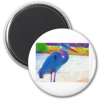 Great Blue Heron Magnets