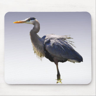 Great Blue Heron Mouse Pad