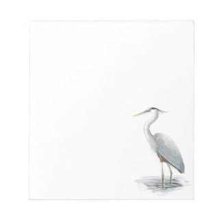 Great Blue Heron Notepad