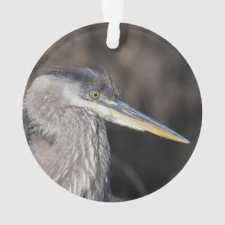 Great Blue Heron Ornament