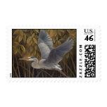 Great Blue Heron Stamp