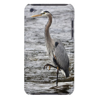 Great Blue Heron Wildlife Birdlover Photo Barely There iPod Cover