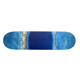 GREAT BLUE HOLE 2 SKATEBOARD