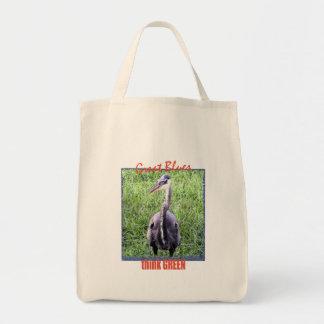 Great Blues Tote Bag