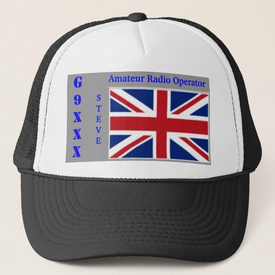 Great Britain Amateur Radio Cap