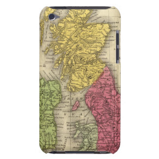 Great Britain and Ireland iPod Case-Mate Case