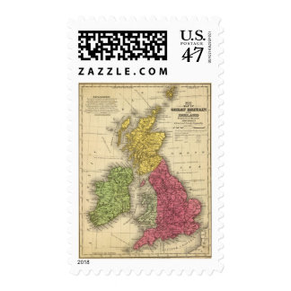 Great Britain and Ireland Postage