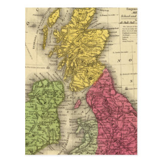 Great Britain and Ireland Postcard