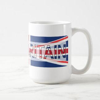 Great Britain Coffee Mug