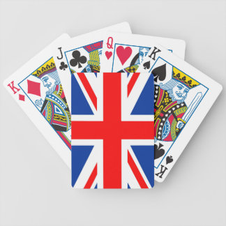 great britain country flag united kingdom cards bicycle playing cards