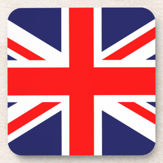 Great Britain Flag Drink Coaster