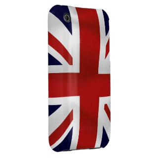 Great Britain Flag iPhone 3 Cases