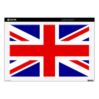 Great Britain Flag Laptop Decal