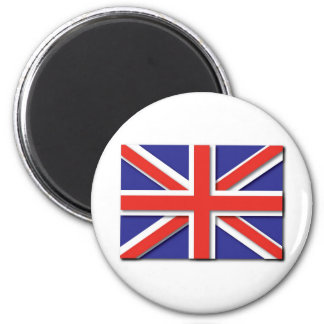 Great Britain flag Magnet