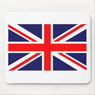 Great Britain Flag Mouse Pad
