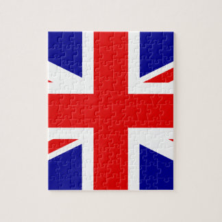 Great Britain Flag Jigsaw Puzzles