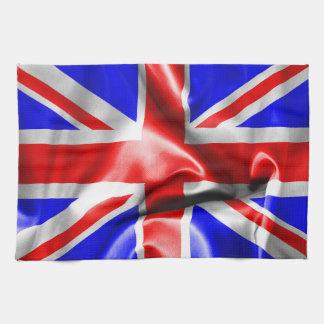 Great Britain Flag Towel
